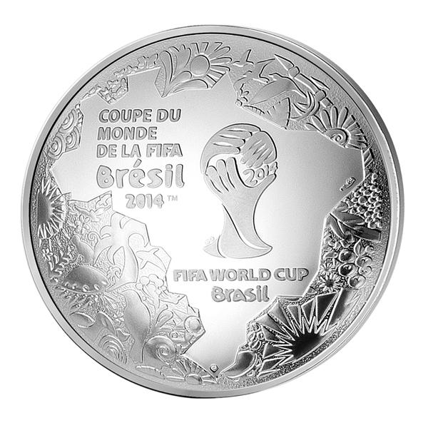10 euro fifa 2014 coupe du monde au br sil eurocollection - Coupe du monde 2014 au bresil ...