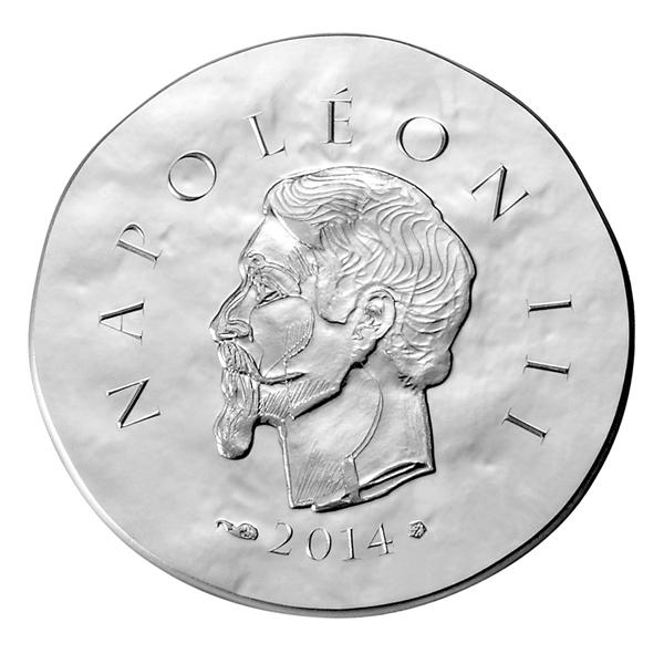 10 euro napol on iii 2014 monnaie de paris eurocollection. Black Bedroom Furniture Sets. Home Design Ideas
