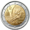 2 euro Italie 2006 Jeux Olympiques Turin
