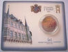 Coincard  2 euro Luxembourg 2005 Grand Duc