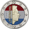 2 euro Luxembourg 2002 couleur 1